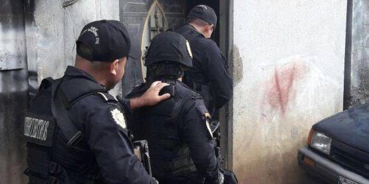 """Fuerzas de seguridad desarticulan la banda de secuestradores """"Ardid"""""""