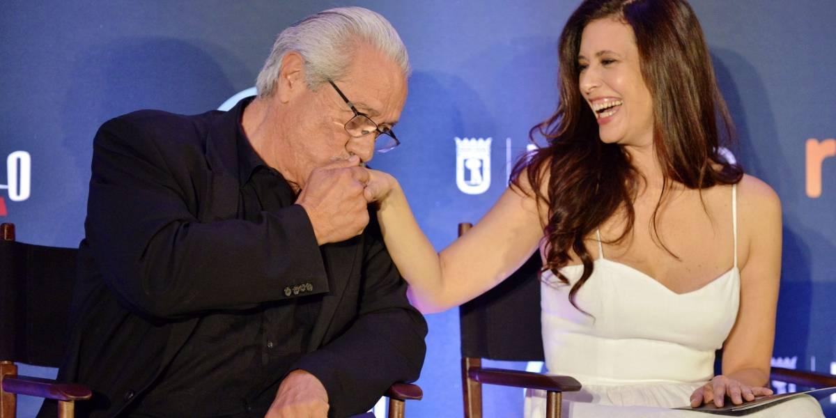"""Angie Cepeda, nominada a los Premios Platino: """"Fue una linda sorpresa"""""""