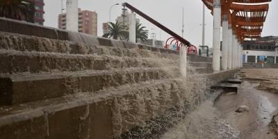 Por nevazones en región de Antofagasta: Suspenden faenas mineras y cierran rutas