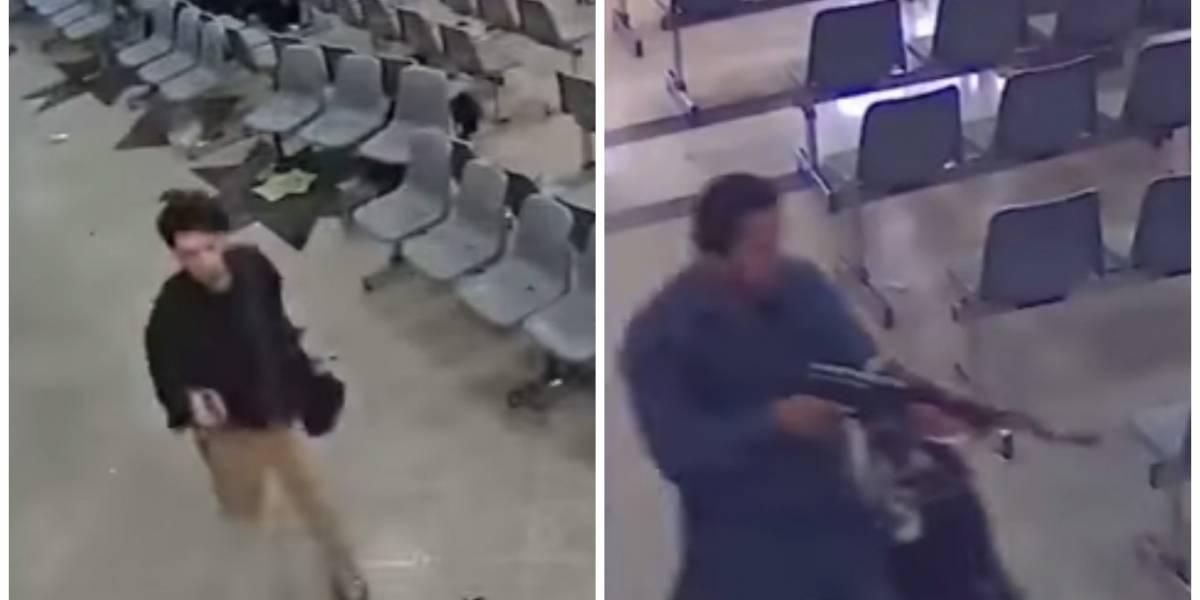 Sale a la luz un video del ataque dentro del Parlamento de Irán