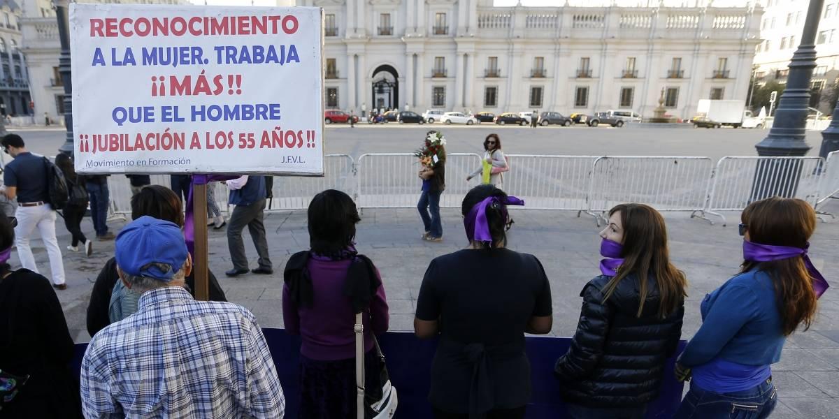 Comisión de Trabajo del Senado aprobó proyecto de equidad salarial hombre-mujer