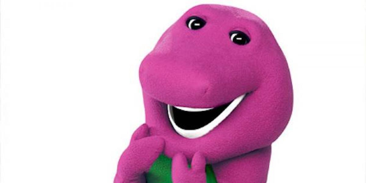 El hombre que se puso el traje de Barney revela detalles del amistoso tiranosaurio