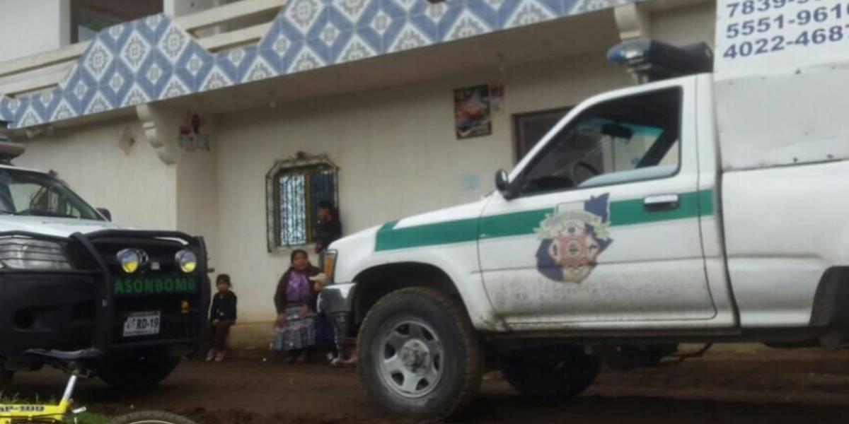 Misterio rodea muerte de tres hermanas en Patzún, Chimaltenango