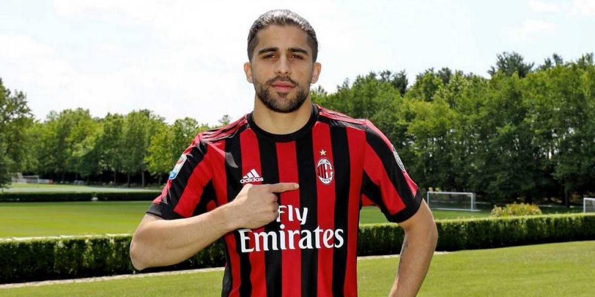 El suizo-chileno Ricardo Rodríguez se convirtió en el nuevo refuerzo del Milan