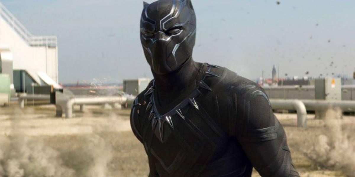Black Panther se suma al elenco de Avengers: Infitiny War