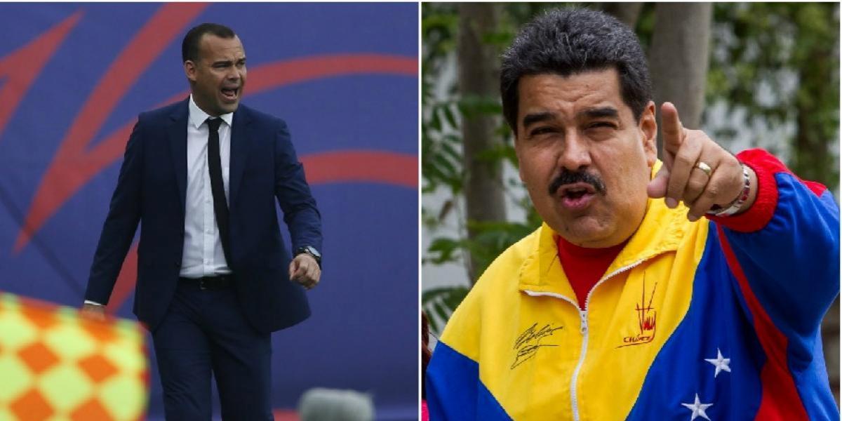 Rafael Dudamel pide a Maduro que paren ataques contra oposición en Venezuela
