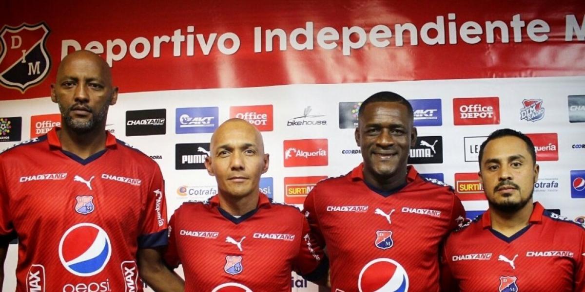 Sin bombos, ni platillos, Medellín anunció su flamante nuevo entrenador