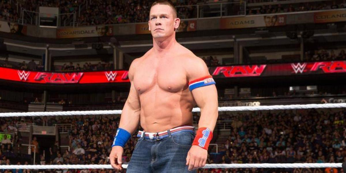 """John Cena responde a sus críticos en WWE: """"Mis rivales se entierran solos"""""""