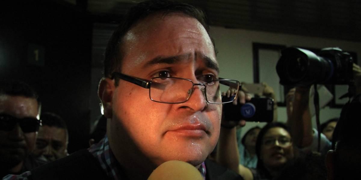 En 15 días se notificaría a Duarte sobre petición de extradición