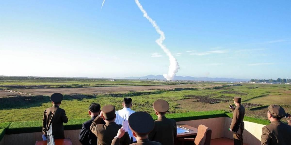 Corea del Norte lanzó misiles de corto alcance al Mar de Japón