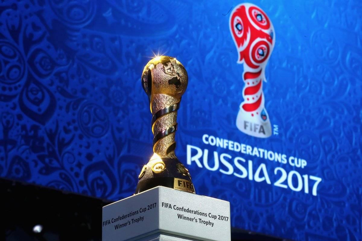 TWITTER FIFA Cristiano Ronaldo sí enfrentará a México en la Copa Confederaciones