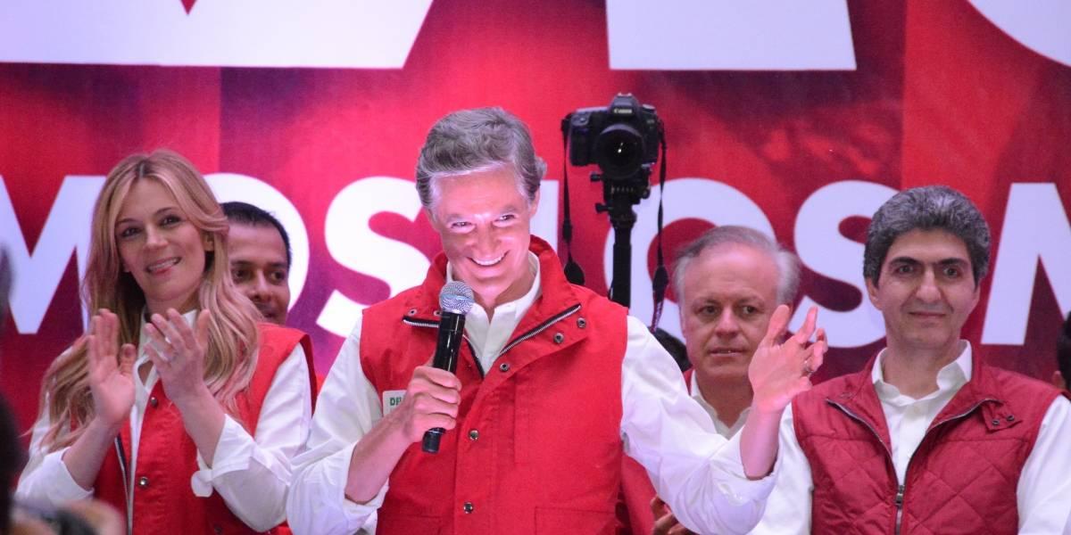 Avanza 98.20% cómputo en Edomex, Del Mazo sigue a la cabeza