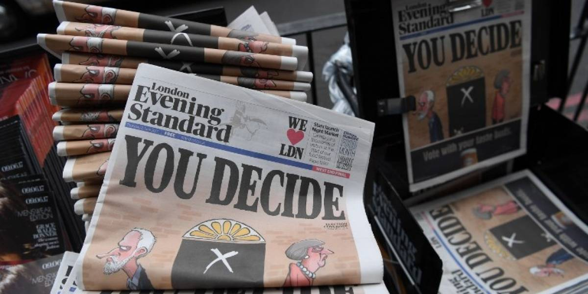 Británicos vuelven a las urnas a elegir al gobierno del Brexit