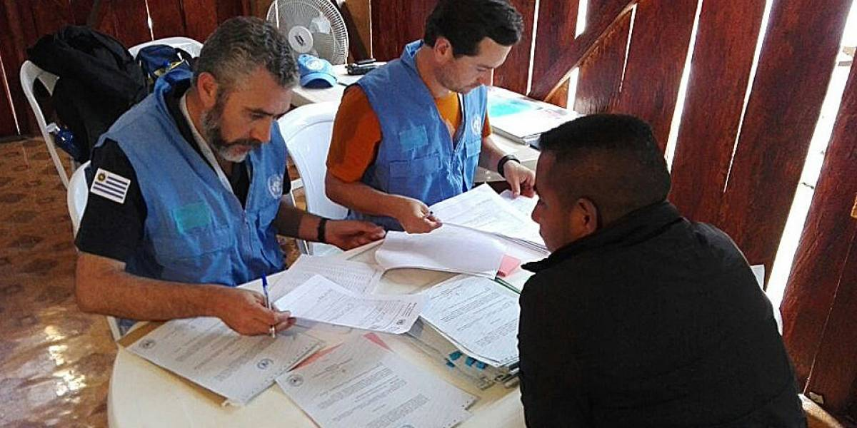 ONU confirma liberación de su funcionario secuestrado por disidencia de Farc