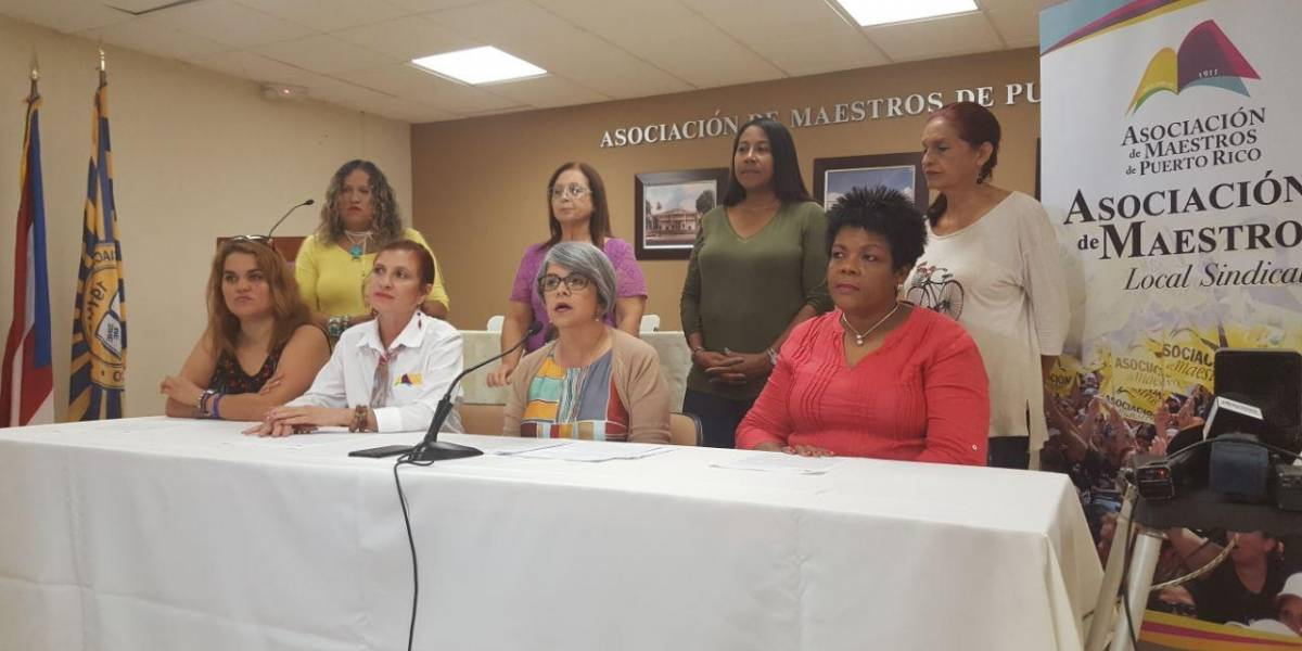 AMPR solicita retiro proyectos que pretenden despedir maestros permanentes