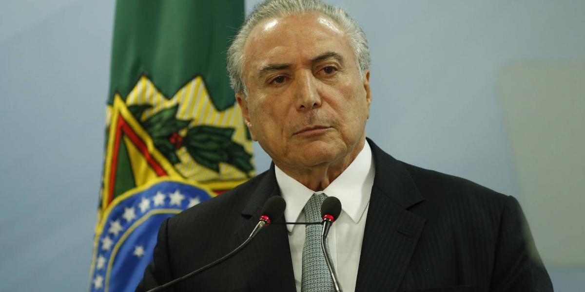 Primero Trump, ahora Brasil debilitaría Acuerdo de París