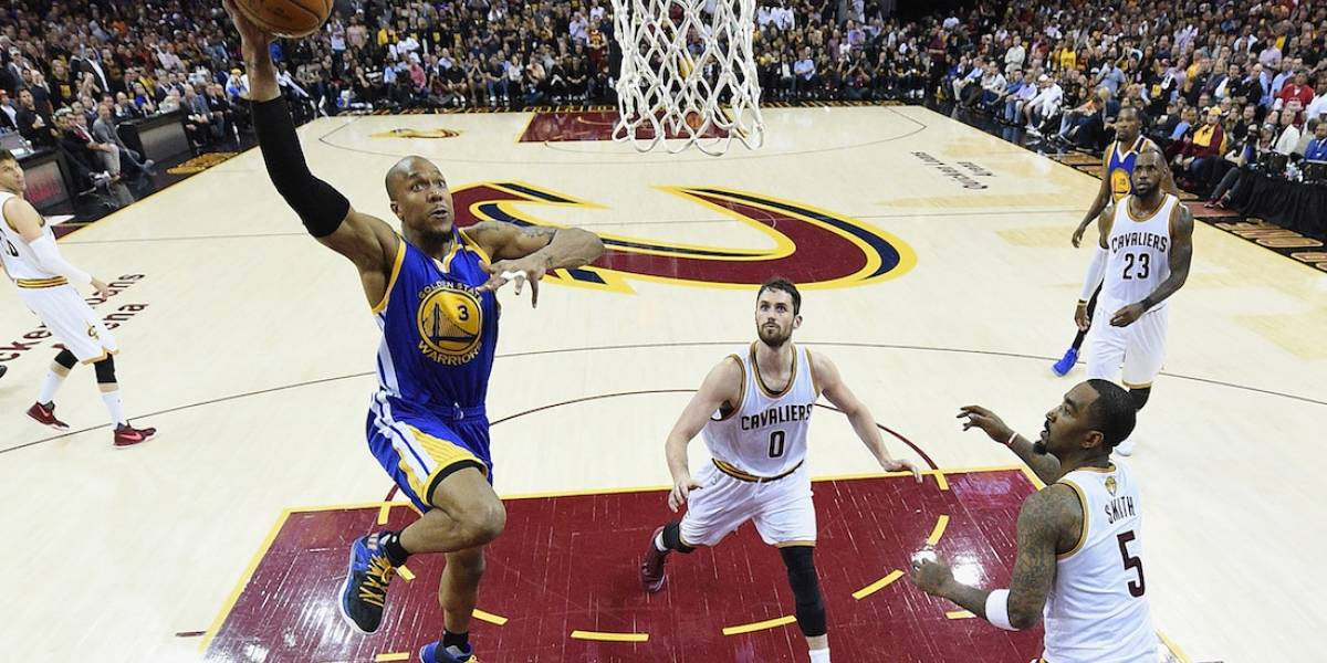 Warriors vence a Cleveland y está a un triunfo de ser campeón de la NBA