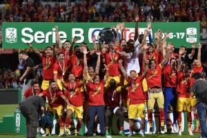Benevento jugará por primera vez en la máxima categoría de Italia / imagen: Getty Images