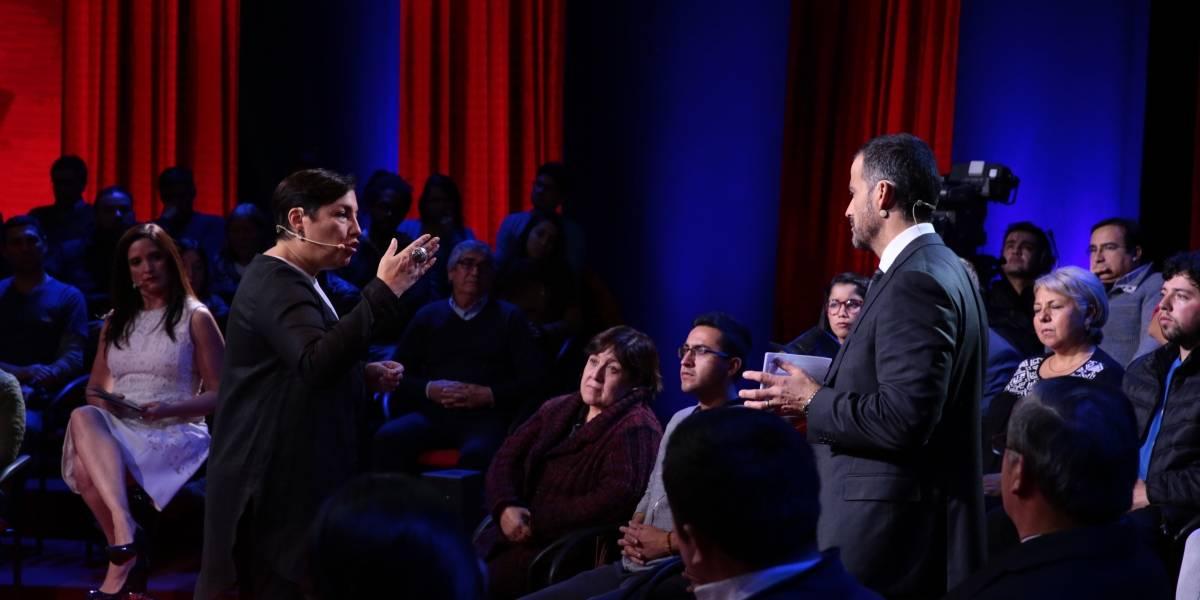 """Partido Humanista por Sánchez en CHV: """"Parecía más una encerrona que un programa periodístico"""""""
