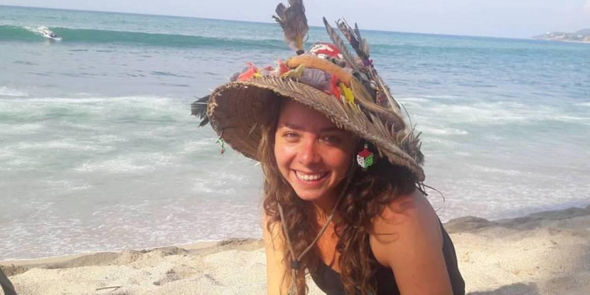 Isabel Montaño, la viajera que ha conocido 12 países y creó una 'Guía para mochileros'
