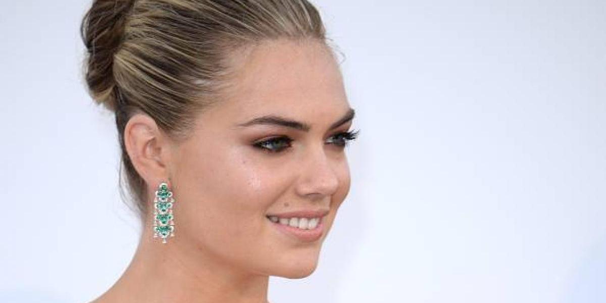 """Las curvas de Kate Upton la convierten en """"la mujer más atractiva del mundo"""""""