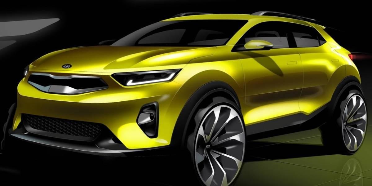 Kia confirma su nuevo SUV, el Stonic