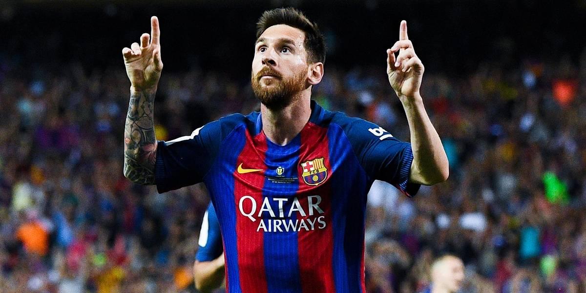 Messi pode deixar Barcelona se Catalunha ficar independente
