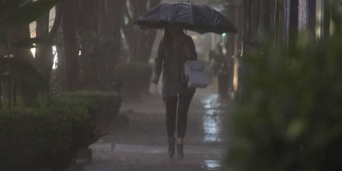 Protección Civil alertará 15 minutos antes de lluvias intensas en la CDMX