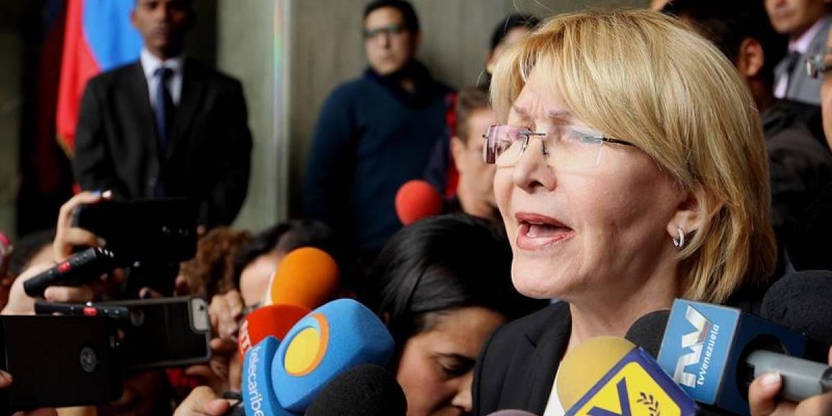 La fiscal general solicita al Supremo anular el proceso Constituyente en Venezuela