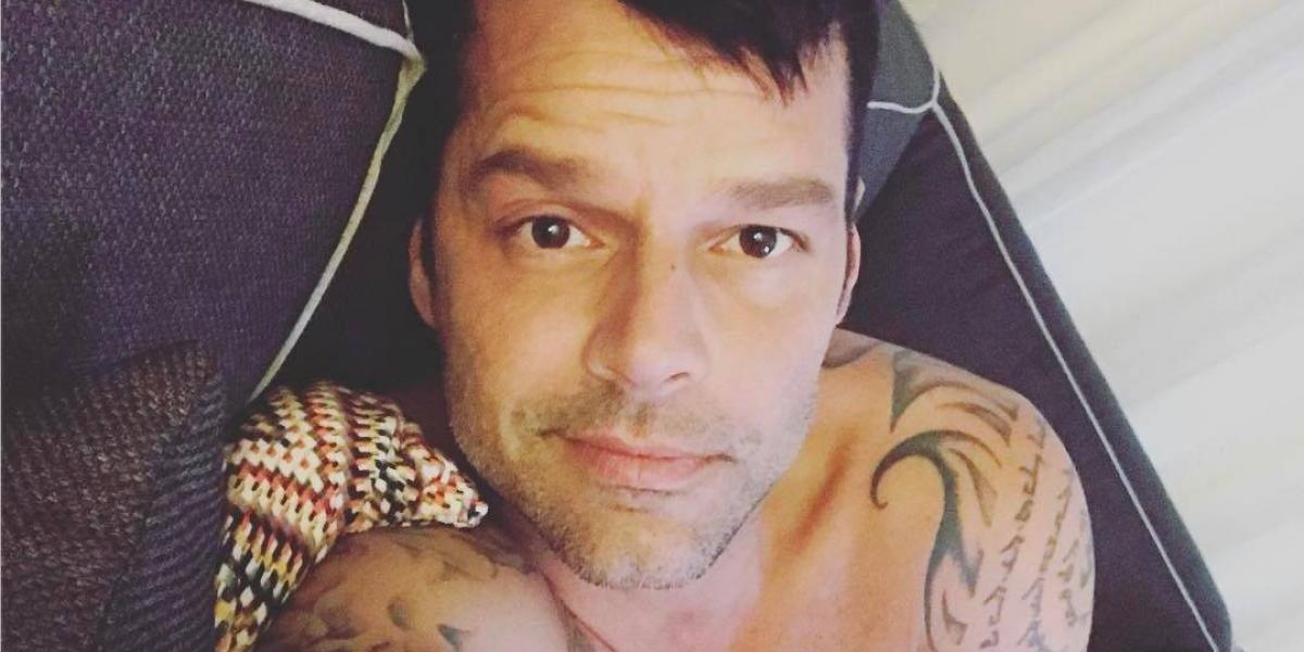 Ricky Martin despierta la polémica por su nuevo look