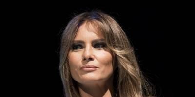Melania y Barron Trump se mudan a la Casa Blanca
