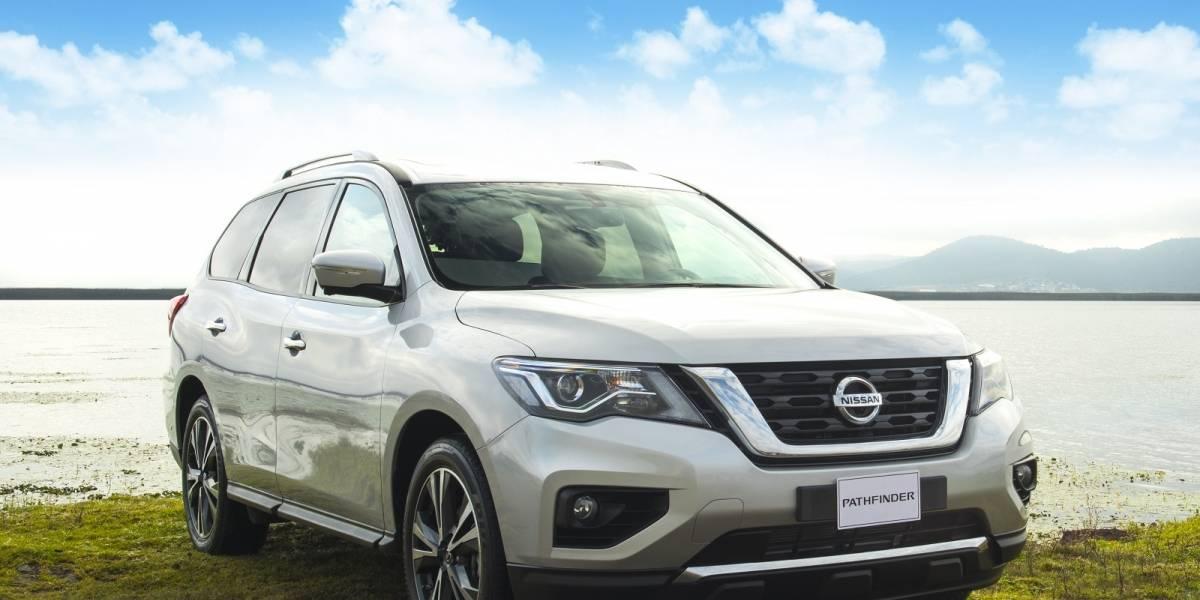 Nissan Pathfinder: lujo y comodidad a lo grande