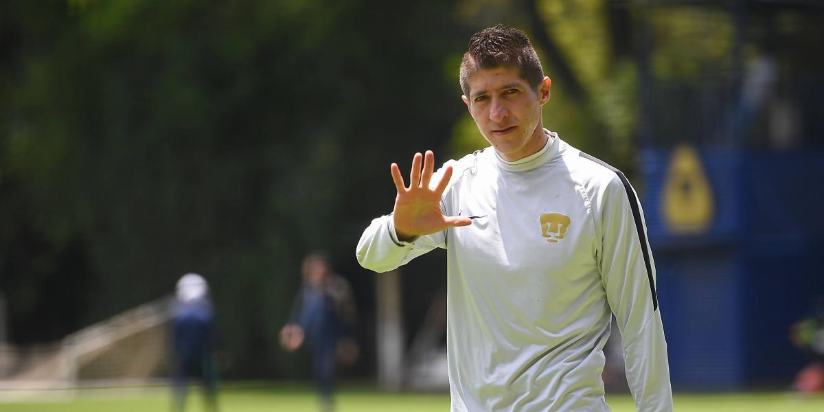 'Pikolín' Palacios, el nuevo fichaje del Atlético San Luis