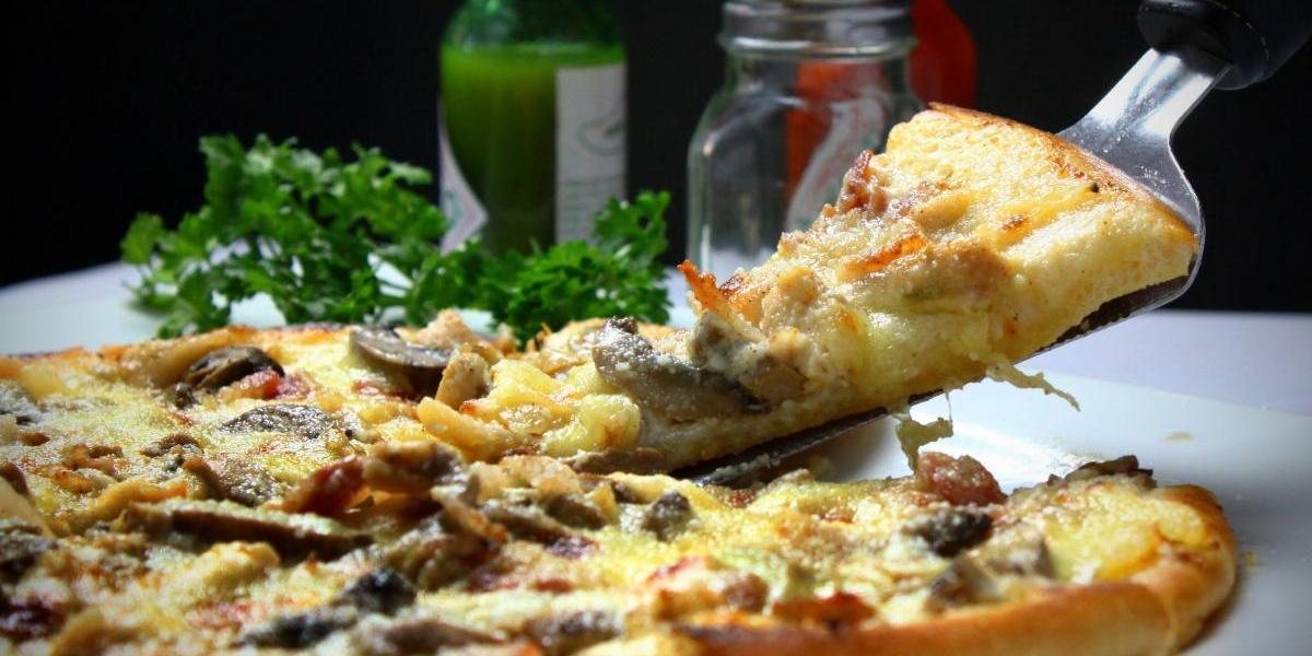 La pizza con marihuana ya es una realidad en Estados Unidos
