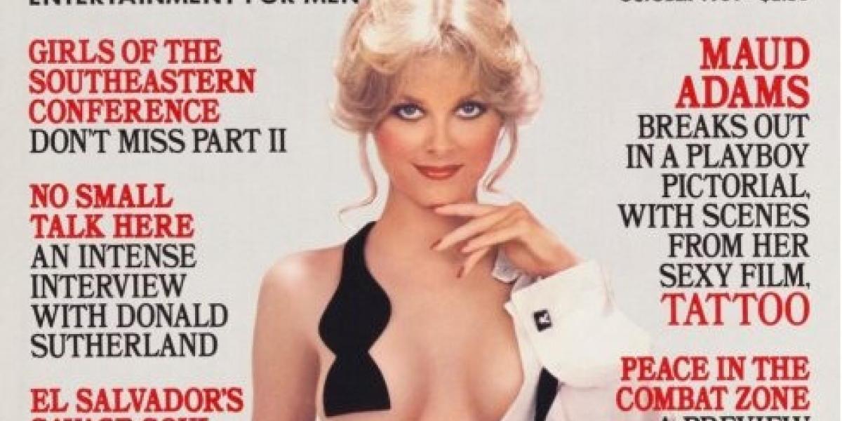 Con 30 años más, modelos Playboy recrean sus portadas
