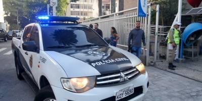 Polícia Civil faz ação contra corrupção e lavagem de dinheiro em Furnas