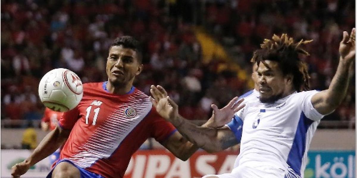 Costa Rica termina con un mal sabor de boca ante Panamá