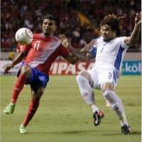 Costa Rica se enfrenta a Panamá por el Hexagonal Final de la Concacaf rumbo a Rusia 2018.