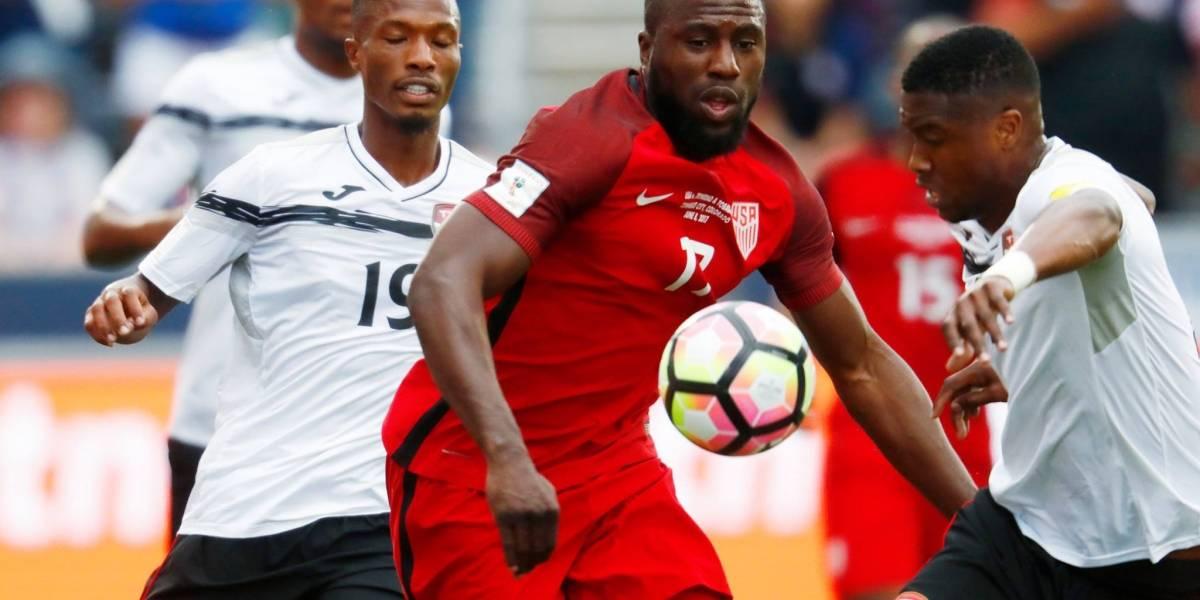 VIDEO. Con estos goles Estados Unidos derrotó a Trinidad y Tobago