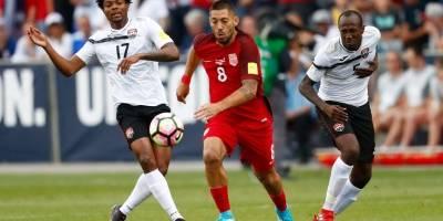 Estados Unidos derrota a Trinidad y Tobago.