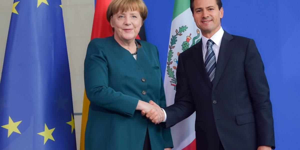 Visita de Merkel, muestra de que México es un actor con responsabilidad global