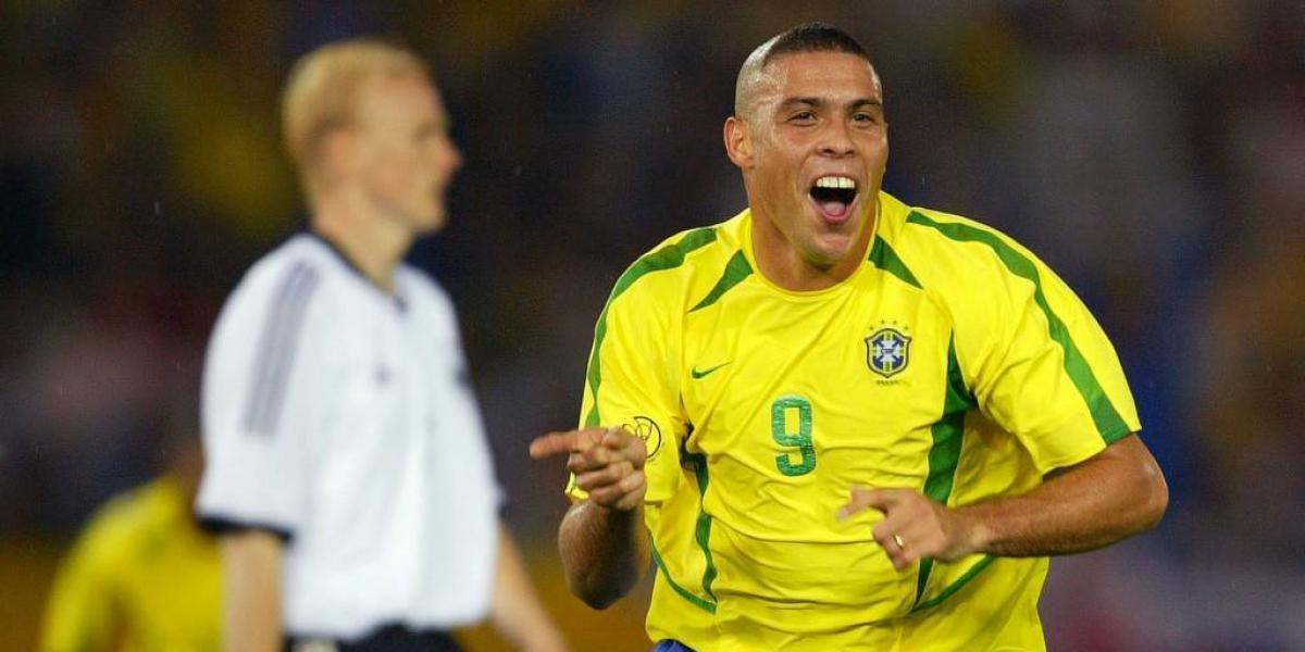 VIDEO. Ronaldo revela el significado de su corte de cabello en el Mundial 2002