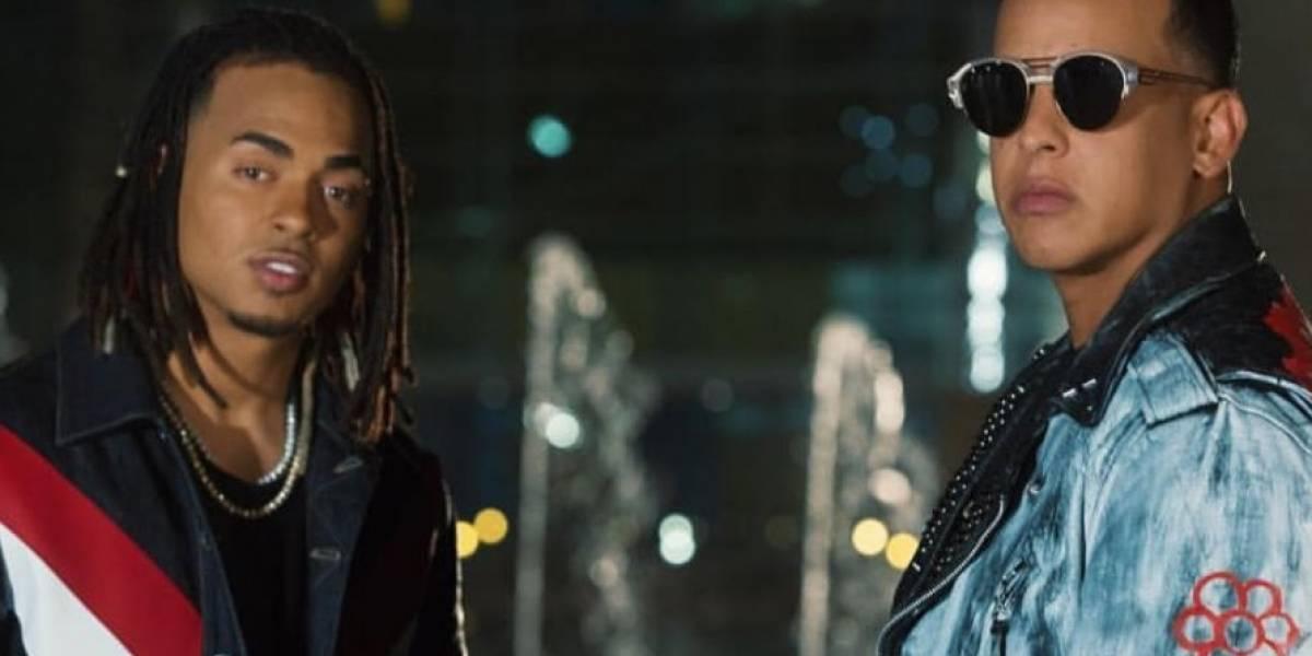 Ozuna y Daddy Yankee rompen récord con La Rompe Corazones