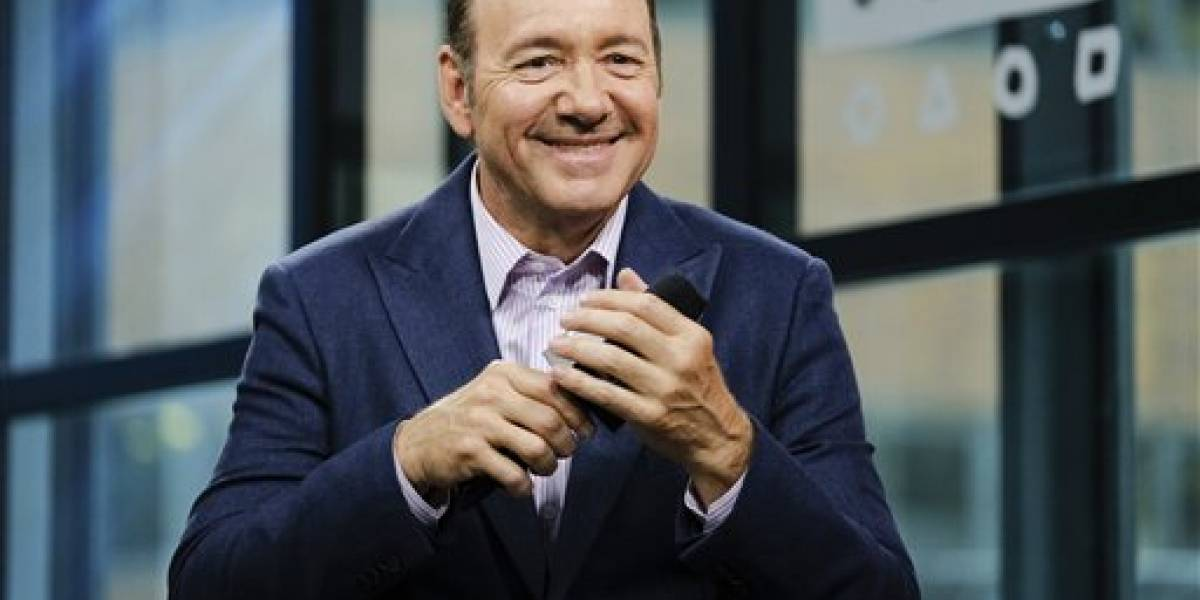 Kevin Spacey mantiene en secreto su plan para los Tony