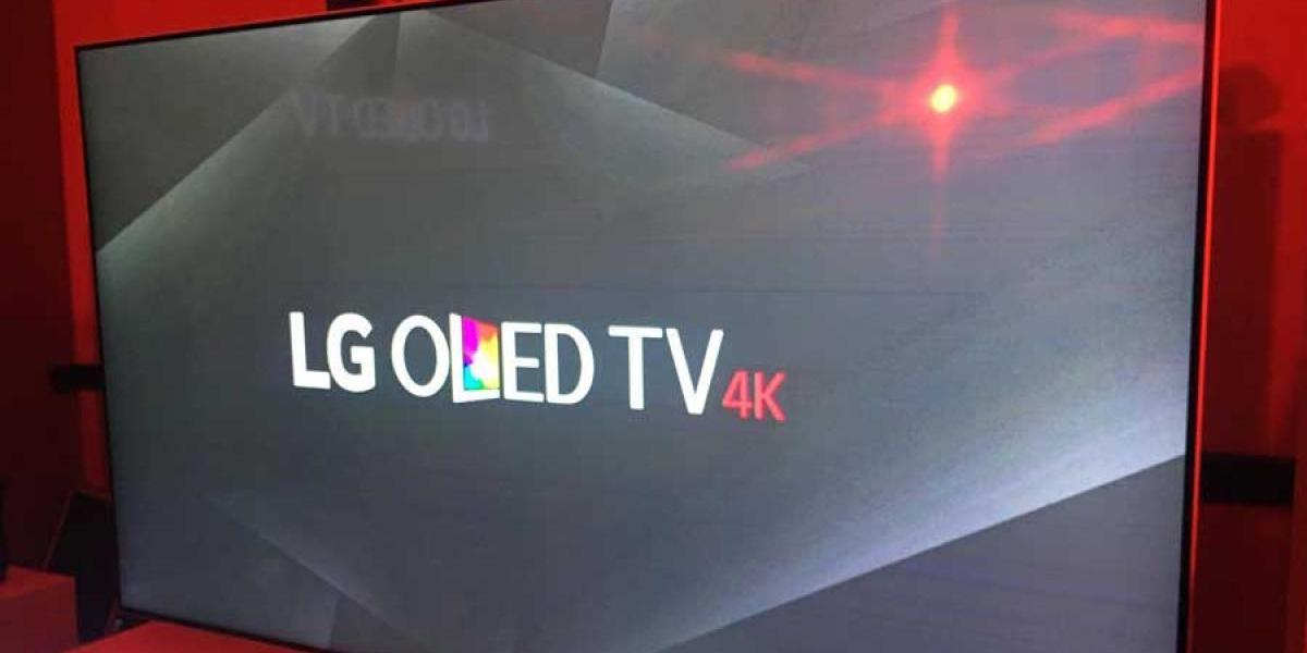 La LG OLED promete revolucionar la experiencia de la televisión