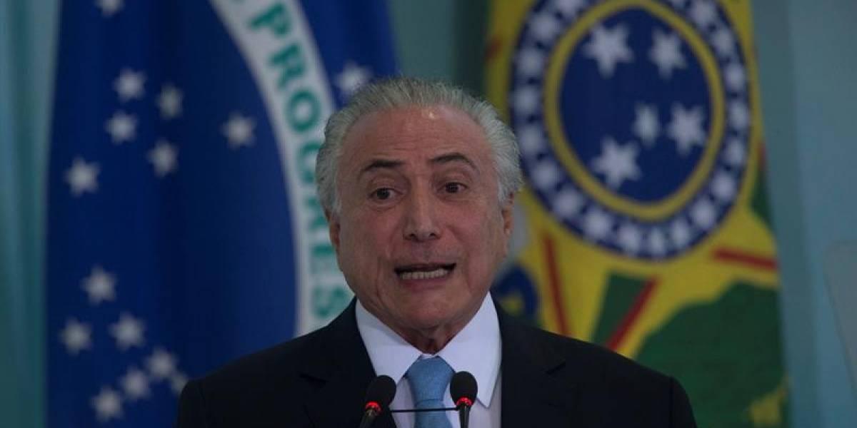 Brasil en suspenso por el juicio que podría acabar con mandato de Temer