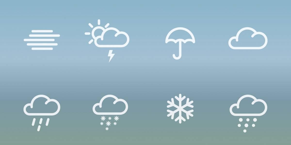 Condiciones del tiempo para hoy, jueves 8 de junio