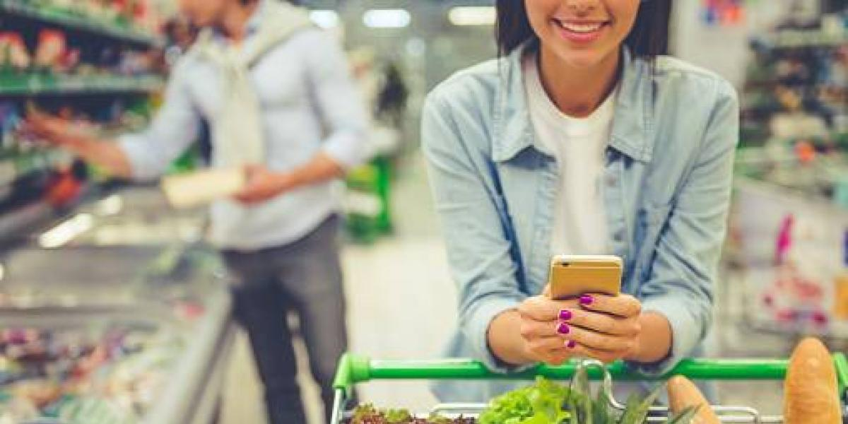 Consumidores usan más Internet para compra de alimentos