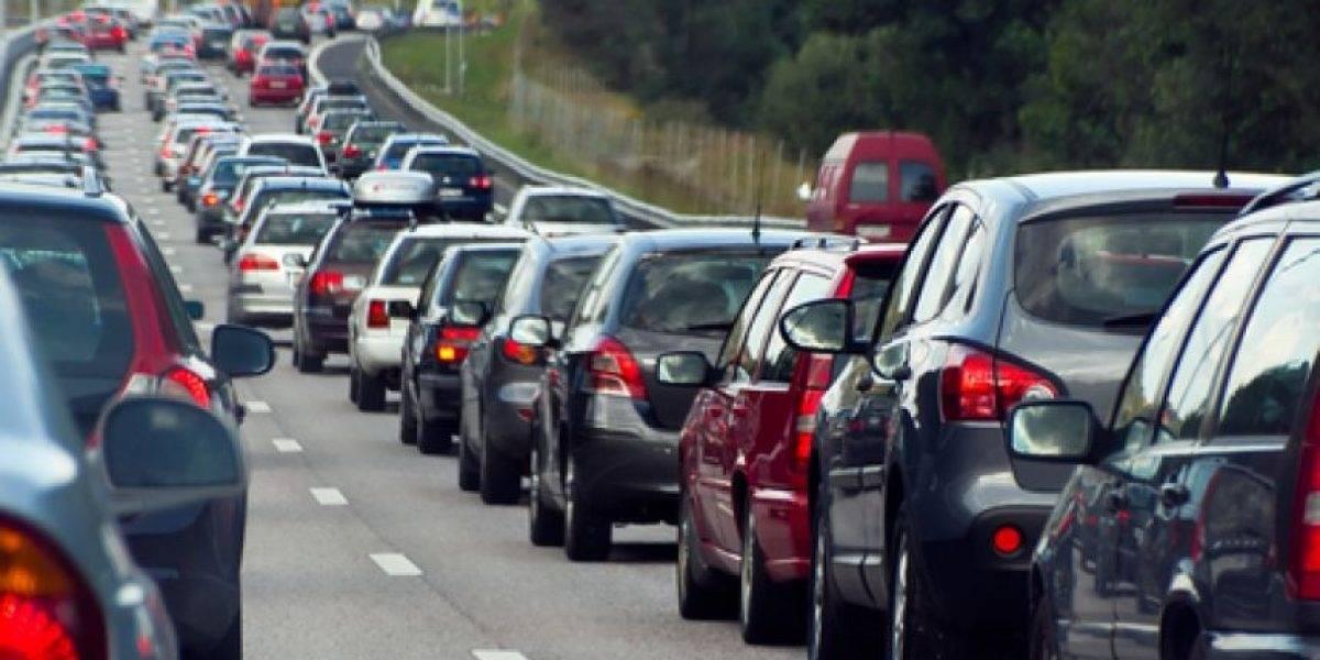 ¡Atención! Estas serán las rutas más complicadas por el tránsito