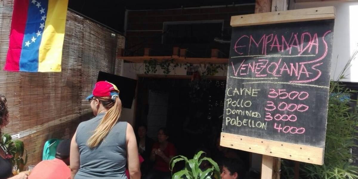 Medellín se ha convertido en la casa de miles de venezolanos